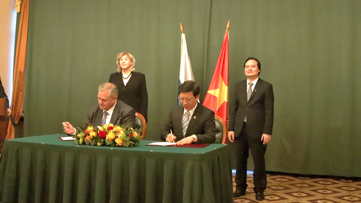 International Cooperation Co Operation Agreement Between National